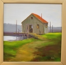Barbara Klein Oils